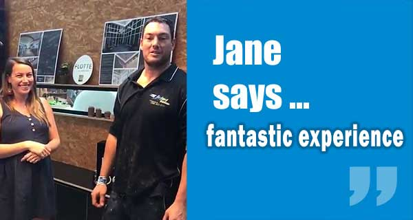 Jane Customer Review from Annerley