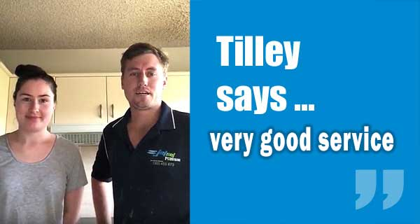 Tilley Customer Review from Annerley