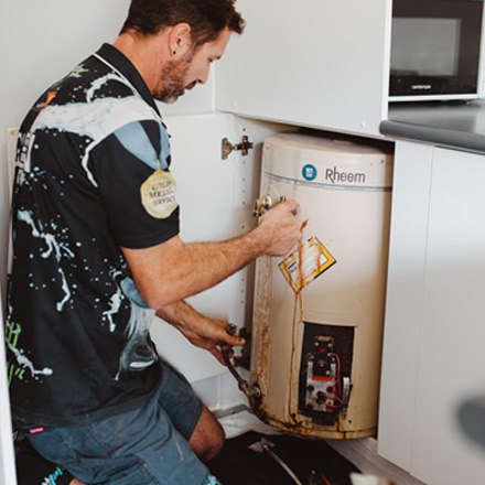 Hot Water System Annerley