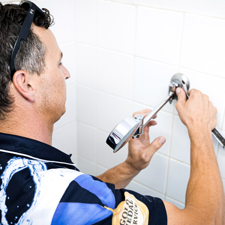 Leaking Shower Annerley